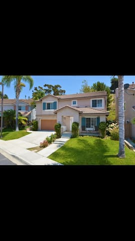 Cozy home minutes from the beach! - Oceanside - Hus