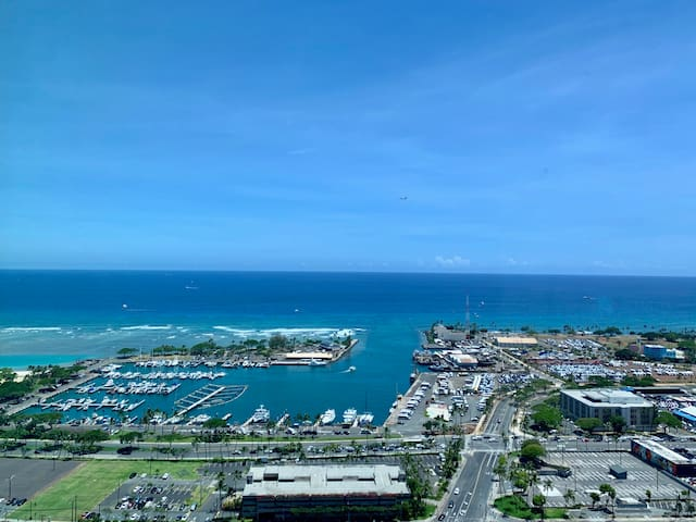 Ocean view - 12 month lease - $4,000 per month