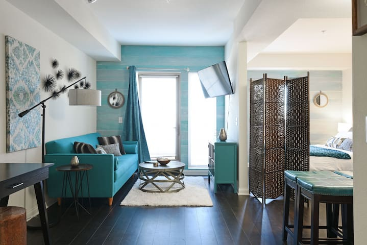 Teal Resort 1 BR by MDR/Venice/LAX - Los Angeles - Wohnung