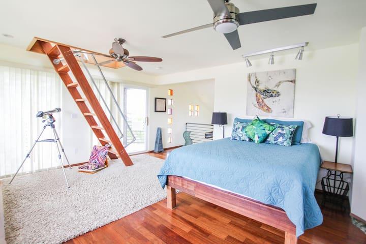 Ocean View Lux Home . Star Gazing & Explore