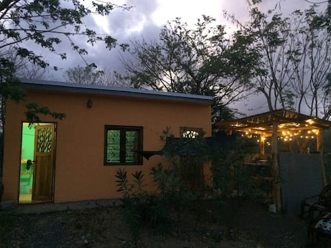 Casita Jocote- for nature lovers and surfers