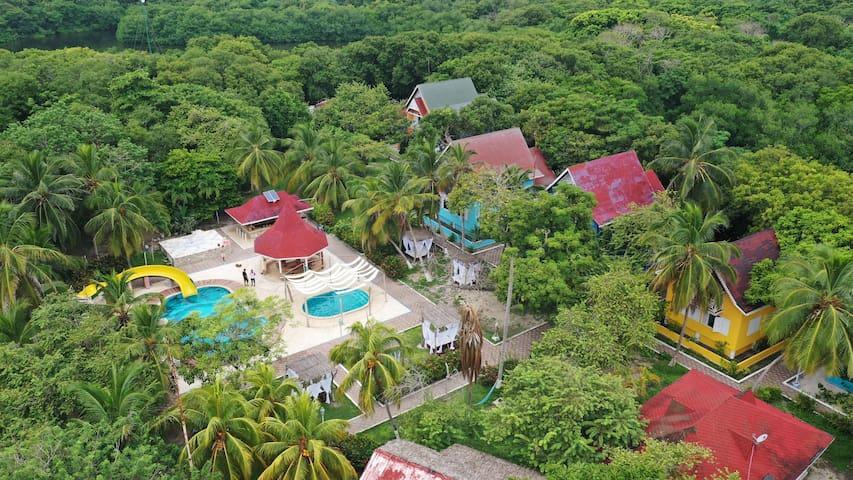 Caribbean Secret, Islas del Rosario