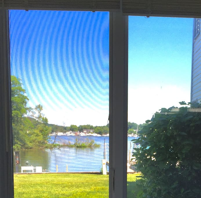 Wake up to THIS view!!!! :)