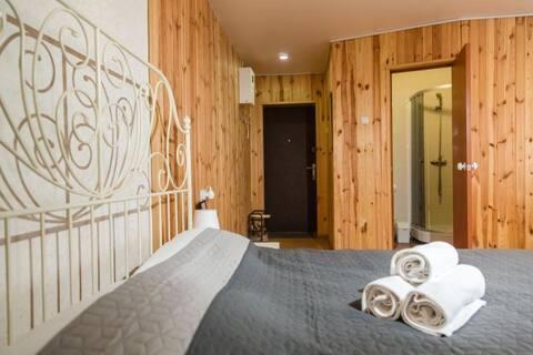 Комфортная квартира-студия посуточно в Смеле.