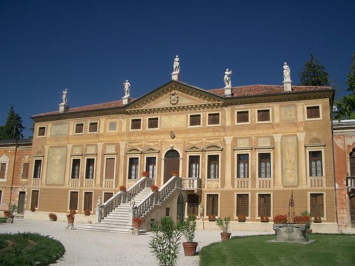 B&B in Villa nel cuore del Veneto