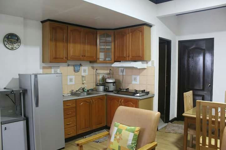 Cozy 1bedroom unit in baguio city - Baguio City - Apartment