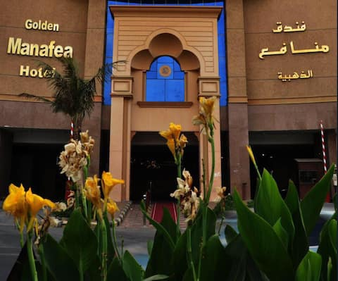 Golden Manafea Apartment