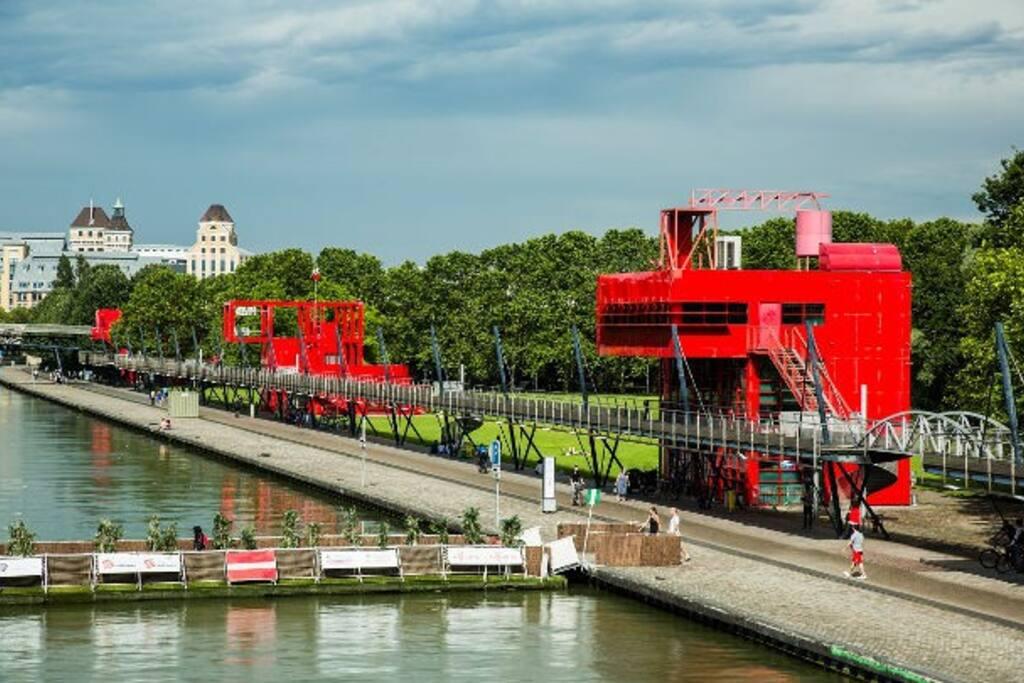 Parc national de la Villette