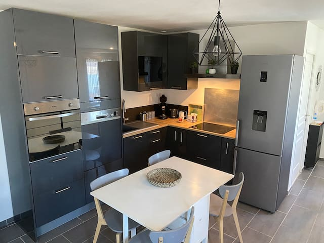 Appartement T2 cocooning Persan proche gare