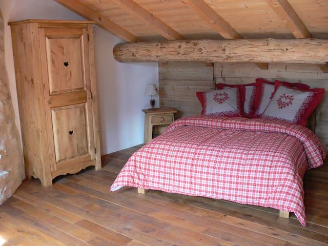 Chambre d'hôtes Panorama, face aux Arcs La Plagne - Bellentre - Bed & Breakfast