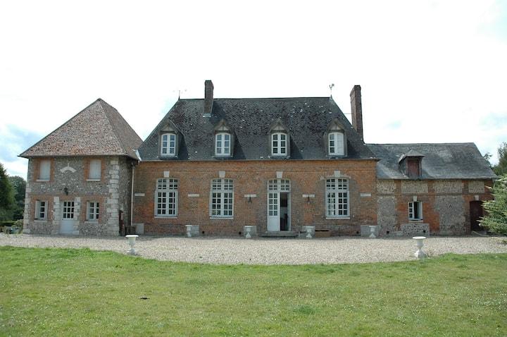 Le Grand Melmont : Chambre Saphir
