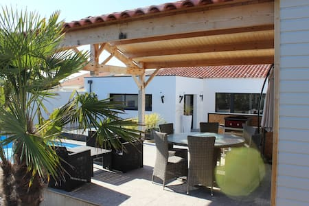 Villa les Îlots, à 2 pas de la mer - Bretignolles-sur-Mer - Huis