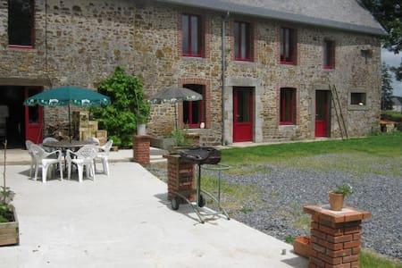 maison ancienne a la campagne - Saint-Denis-le-Vêtu - Huis