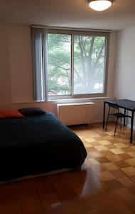 Large private room 15 minutes from downtown DC - Arlington - Appartamento