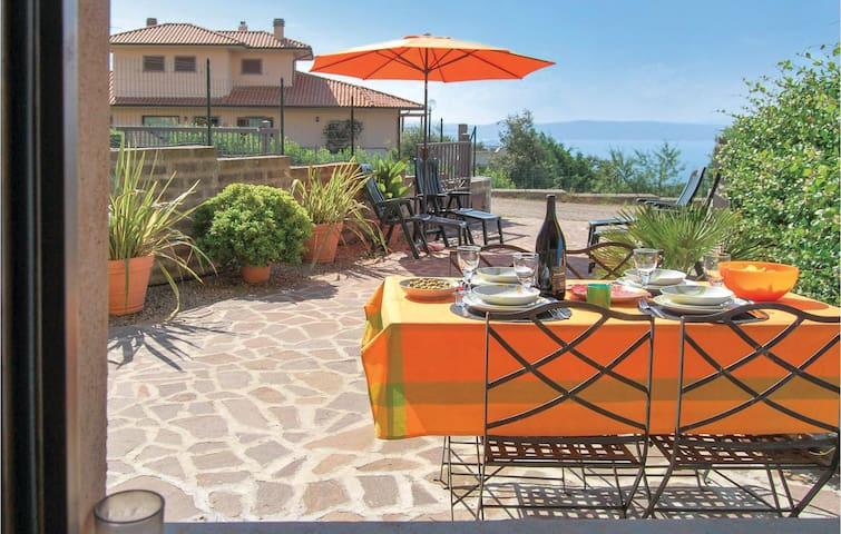 Holiday apartment with 2 bedrooms on 60m² in Montefiascone VT