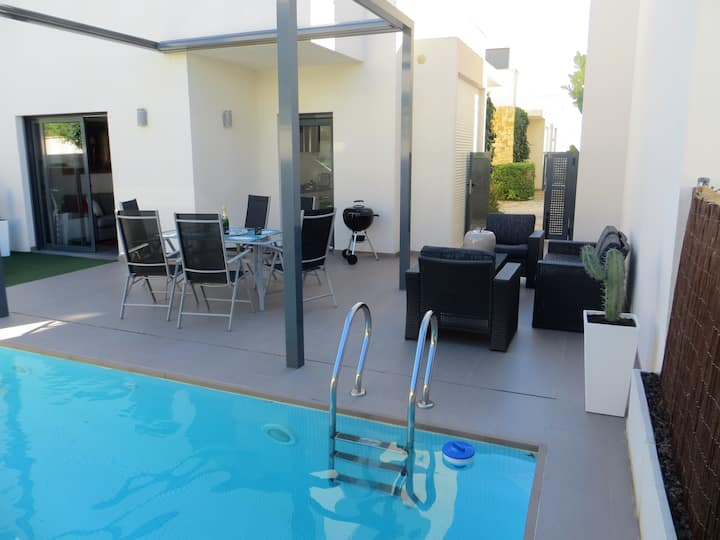 Villa with 2 bedrooms in Rojales, with private pool, enclosed garden and WiFi - 8 km from the beach