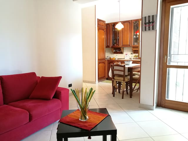 Beautiful apartment with courtyard and  garden!