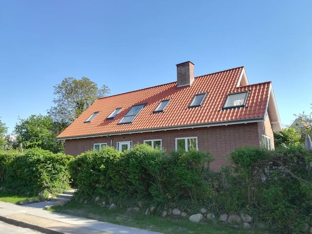 Copenhagen big family house 180 sqm