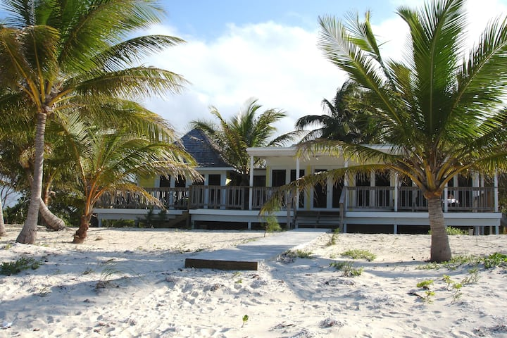 Whitby Beach Cottage, North Caicos