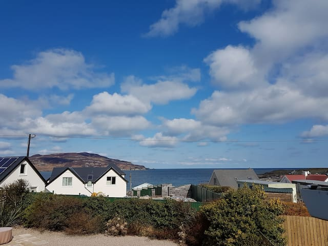 Portnablagh Home with a View