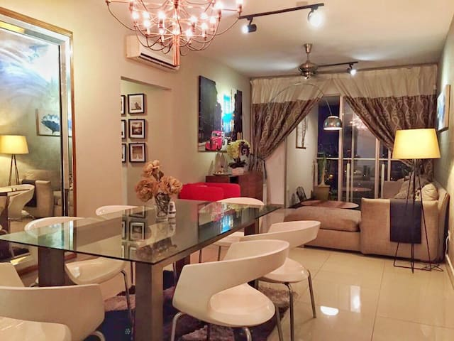 Cozy condo in puchong - Puchong - Apartment