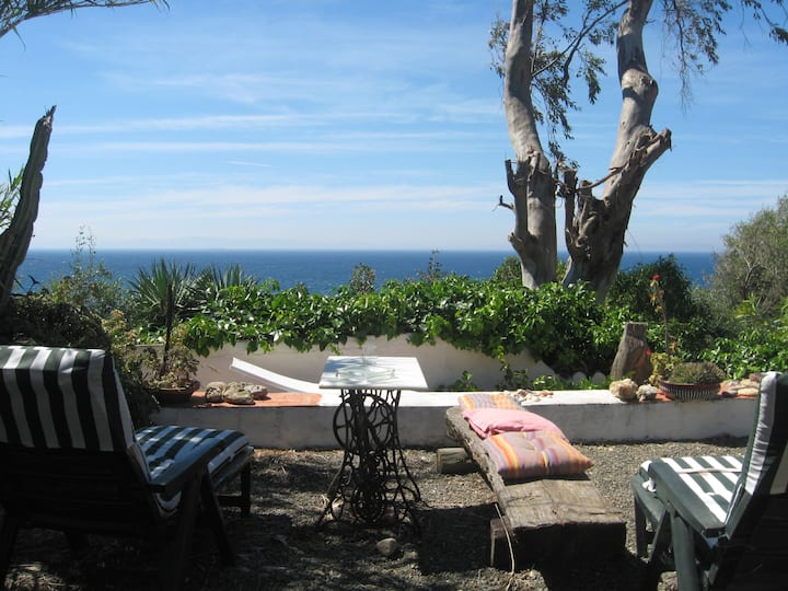 Casa punta paloma   con vista al mar.