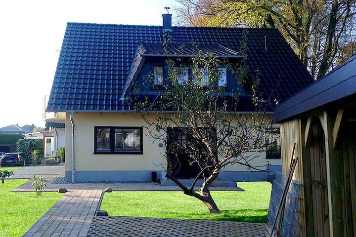 Seehaus Gill - Sellin - Dom