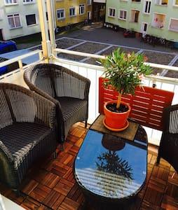 Helle Neubau-Wohnung mit Süd-Balkon - Freiburg im Breisgau