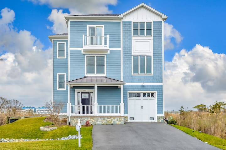 West Ocean City  Waterfront  Anchor House