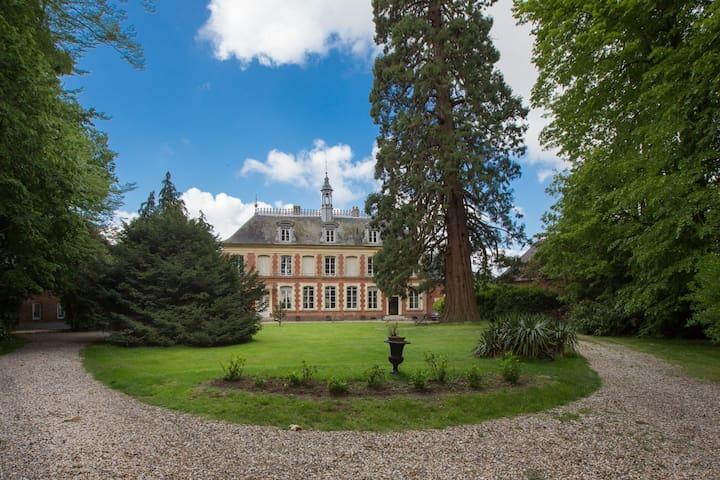 Le gîte du Château de Brenon