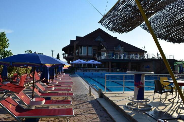 Resort Near Tirana Airport