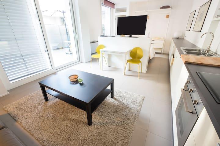 Modern luxury loft in the centre of Rome - apt. 4