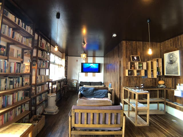 【竹chiku/Cafe&Guesthouse】Tatami room, Shuzenji, Izu