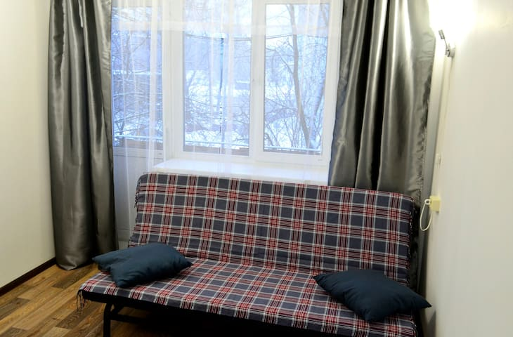 Уютная студия в Крюково