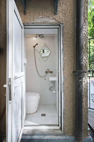 Greendoor/ Spainsh style/FCC