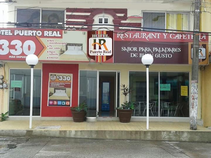 HOTEL PUERTO REAL MINATITLAN