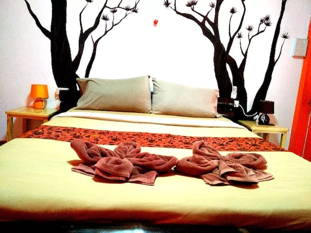 Private Double Room In YinYang Guesthouse