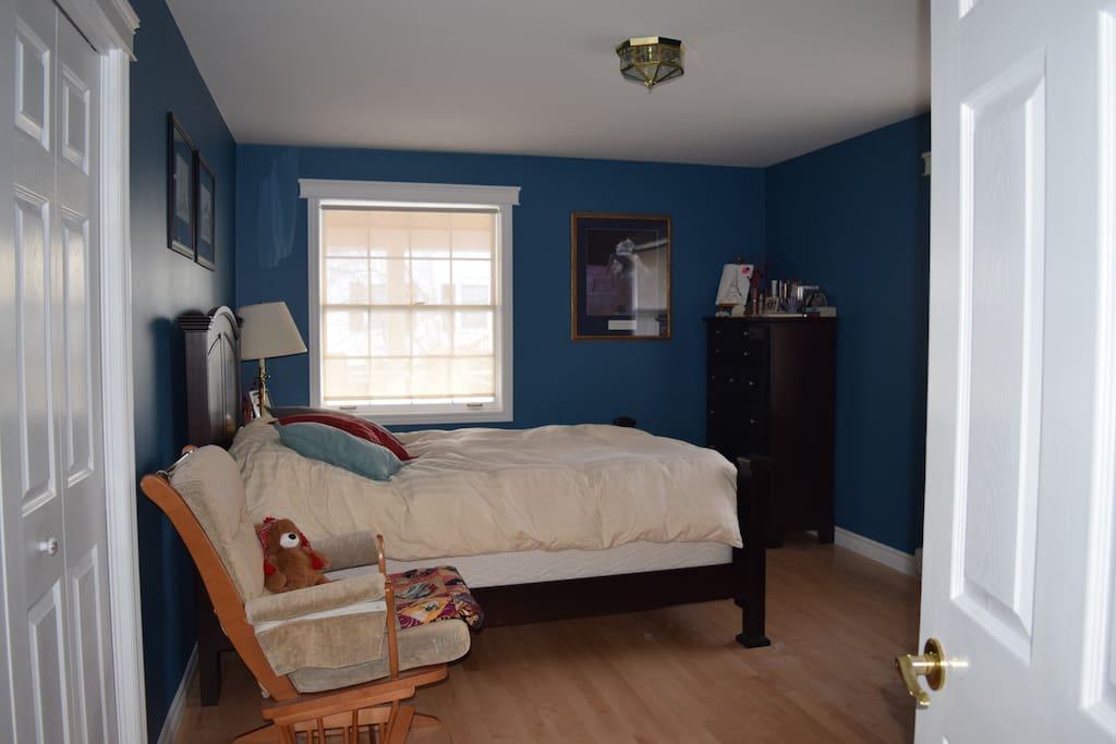 Family Suite - Bedroom 1