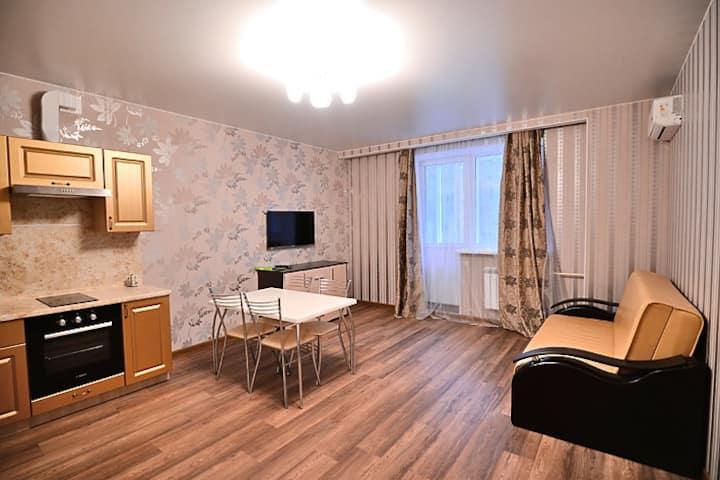 Апартаменты 64м с одной спальней на курорте Яхонты