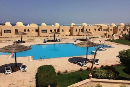 The View - Nubian Village with pools & beach