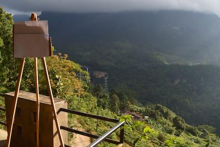 Adamspeak Sky bungalow -Mandarama - Kiriwan Eliya - Vila