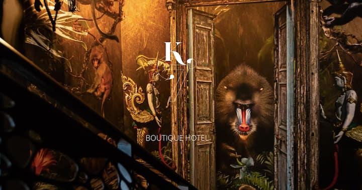 BOUTIQUE HOTEL K7