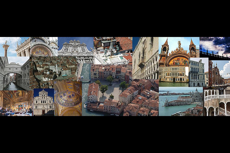 Monumenti  e luoghi a Venezia