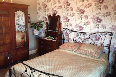 Lovely period property, double room - Sunderland - Dom