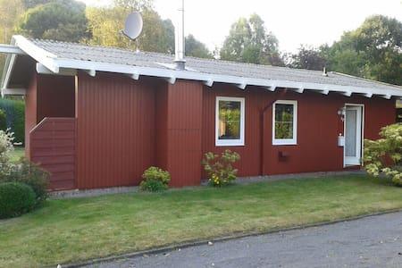 Gemütliches Ferienhaus mit Sauna - Otterndorf