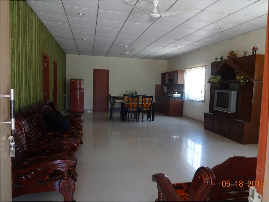 Hall, Kitchen, Dining 1 a
