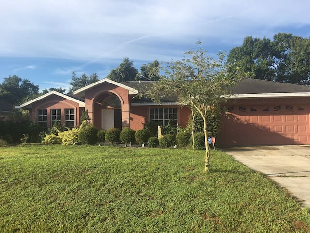 2 Bedrooms & 1 Bath beautiful yet affordable home.