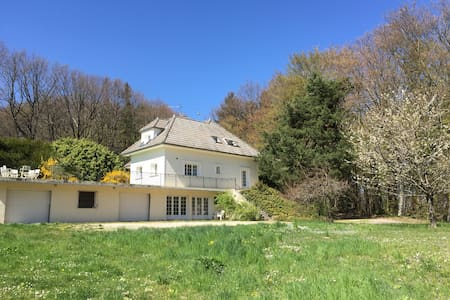 Maison de campagne entre golf et forêt près Genève - Reignier-Esery
