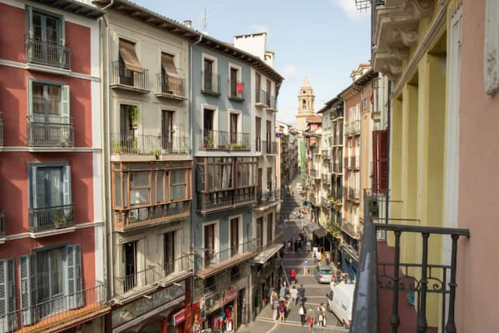 Tasteful Holiday Home in the Centre of Pamplona