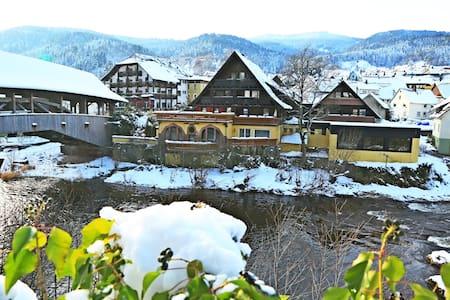 Arthotel Das Waldhaus - Forbach - Bed & Breakfast